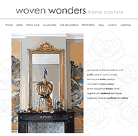 Woven Wonders home couture